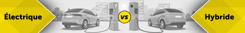 Voiture hybride rechargeable vs voiture électrique : Quelles différences ?